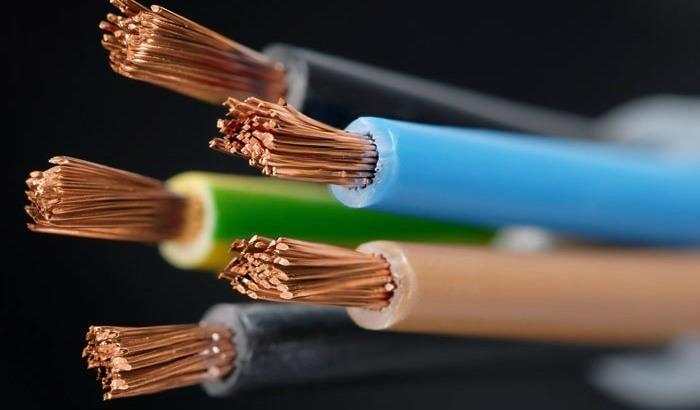 cables de cobre de primera granada